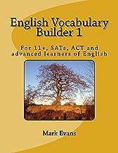 English Vocabulary Builder 1