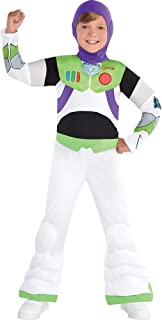 Toy Story Buzz Lightyear Halloween for Boys, Small, with Included Accessories