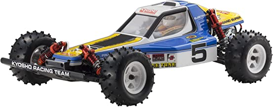 Kyosho Optima Vintage Series Off-Road Buggy Vehicle (1/10 Scale)