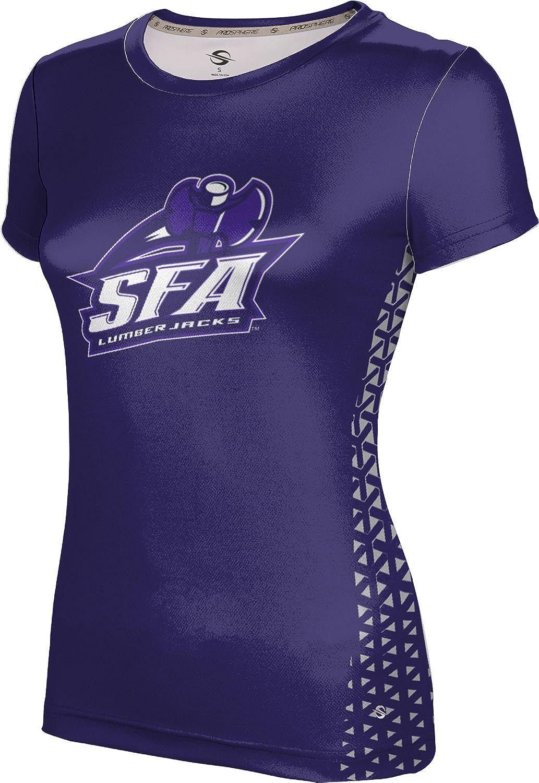 ProSphere Stephen F. Austin State University Girls' Performance T-Shirt (Geo)