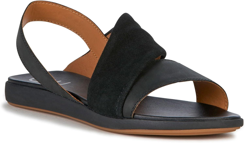 Emu Women's Jerrawa Black sandals 6.5 M