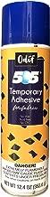 Odif USA 505 Spray and Fix Temporary Fabric Adhesive 12.4oz