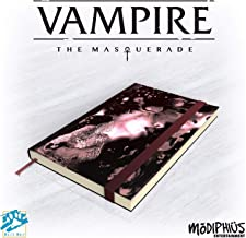 Modiphius Entertainment Vampire - The Masquerade Notebook, RPG