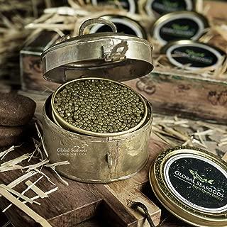 Ossetra Sturgeon Caviar Imperial Gold (2oz)