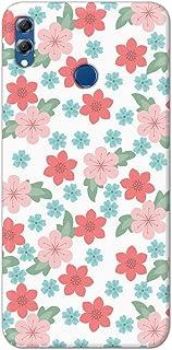 غطاء حماية مصمم لهاتف اونر 8 اكس ماكس من جيم اورتون - بنمط زهور