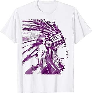 Best indian headdress t shirt Reviews