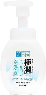 Hada Labo Rohto Gokujyn Hyaluronic Acid Cleansing Foam, 160ml