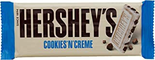 Hershey's Cookies n Crème Chocolate Bar, 40 g