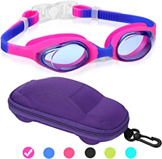 Kids Swim Goggles Swimming Goggles for Boys Girls Kid...