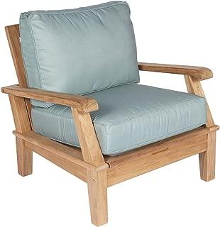 Royal Teak Collection MIACH Miami Teak Chair, Spa