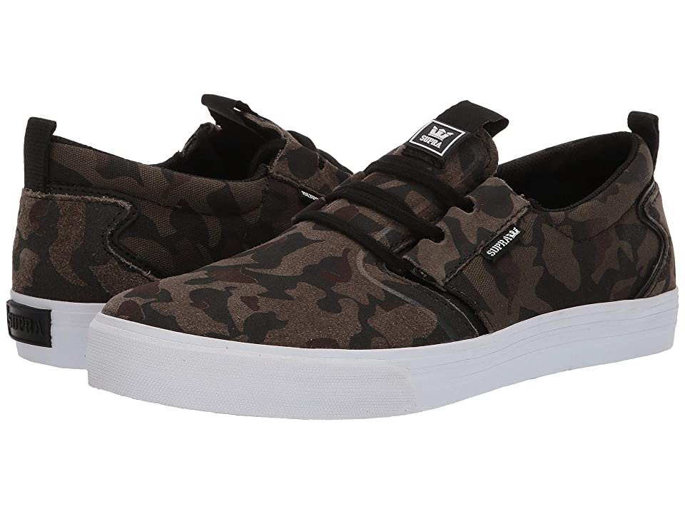 Supra Flow (Camo/White) Men