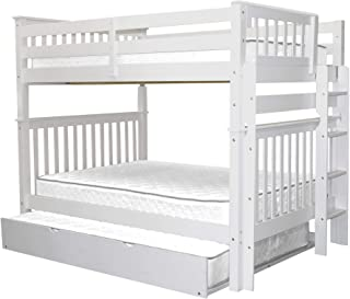Best king size library bed Reviews