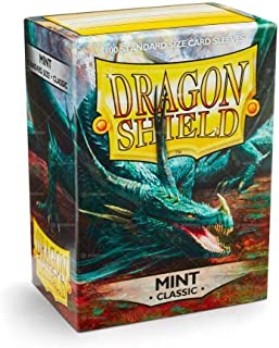 One Size Dragon Shield Mint Arcane Tinman AT-10025 Sleeves