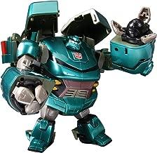 Japanese Transformers Animated - TA03 Ironhide (Bulkhead)