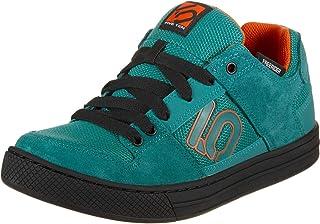 8a1f9627caaaf8 Five Ten Freerider - Chaussures Homme - Orange/Bleu pétrole Pointures UK 7  | EU