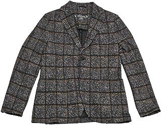 CIRCOLO 1901 (チルコロ) シングルジャケット メンズ アンコンジャケット グレー CN2417 正規取扱店