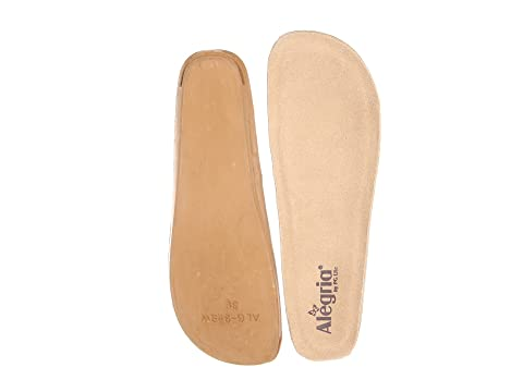 Wide GreyTan Replacement Alegria Insole Replacement Insole Alegria Wide 4pFwx5qp