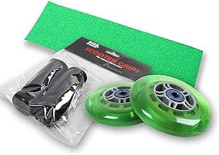 Kick Push Upgrade Package for Razor Scooter - Wheels, Handle Grips, Griptape, Bearings