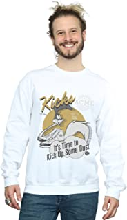 Looney Tunes Men's Road Runner Kicks Sweatshirt