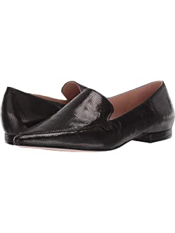 Women's Black Loafers + FREE SHIPPING