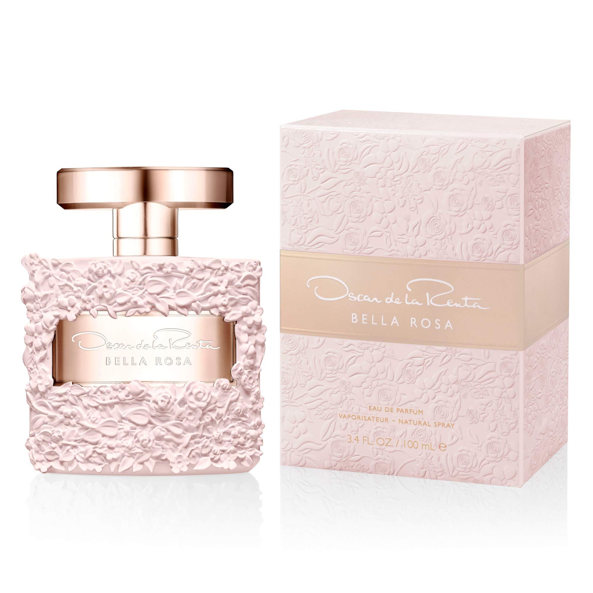 Oscar de la Renta Bella Rosa Women's Eau de Perfume, 100 ml