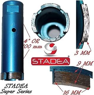Stadea Granite Concrete diamond hole saw bits 1 5/8