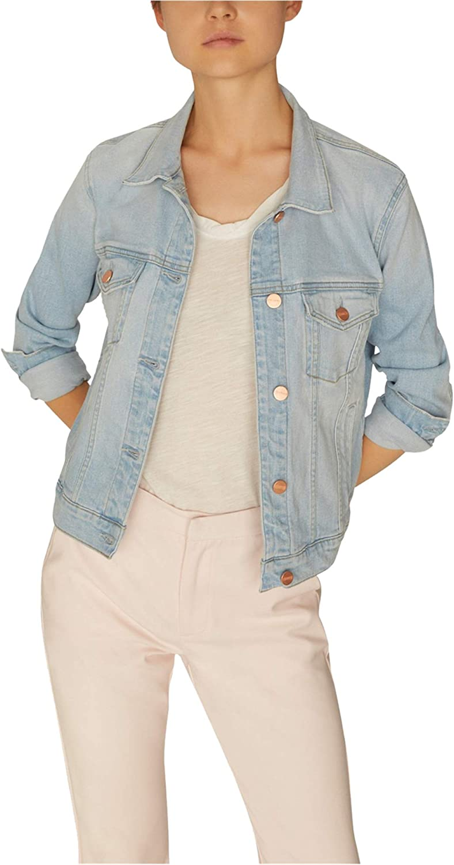 Sanctuary Clothing Womens Kyle Classic Jean Jacket
