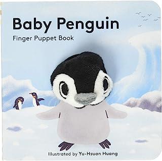 Baby Penguin: Finger Puppet Book