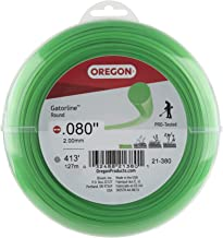 Oregon 21-380 Gatorline 1-Pound Coil of .080-Inch-by-413-Foot Round String Trimmer Line