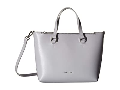 Ted Baker Liliaan (Light Grey) Tote Handbags