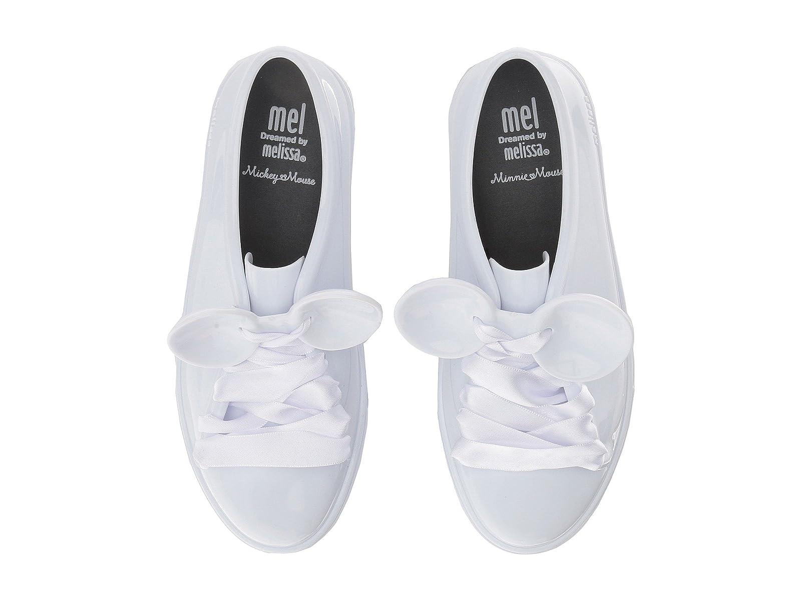 Mini Melissa Mel Be + Disney (Little Kid/Big Kid)Cheap and distinctive eye-catching shoes
