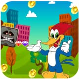 woody woodpecker Super Adventure Game