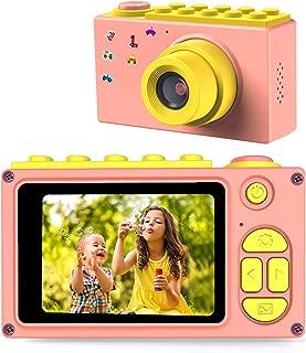 ShinePick Cámara de Fotos para Niños,Mini Video Cámara
