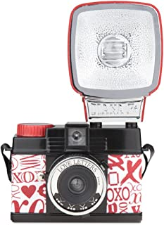 Lomography Diana Mini 35mm Camera w/Flash, Love Edition (HP550LL)