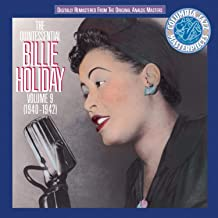 The Quintessential Billie Holiday       Volume 9 1940 - 1942