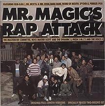 Mr. Magic's Rap Attack (Volume 1) (2 LP Set)