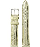 Michele - 18mm Lizard Strap - MS18AA610