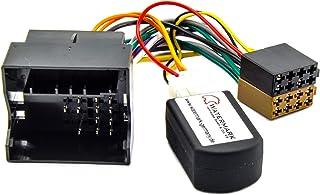 Radio Adapter CAN Bus für Mercedes W169 W203 W245 Smart 454 BMW E81 E61 E91 Mini One, Zündungsplus 12V Simulator