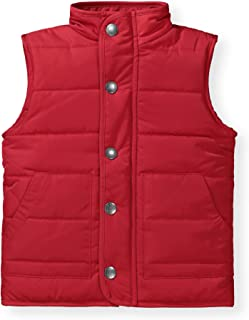 Hope & Henry Boys' Quilted Puffer Vest