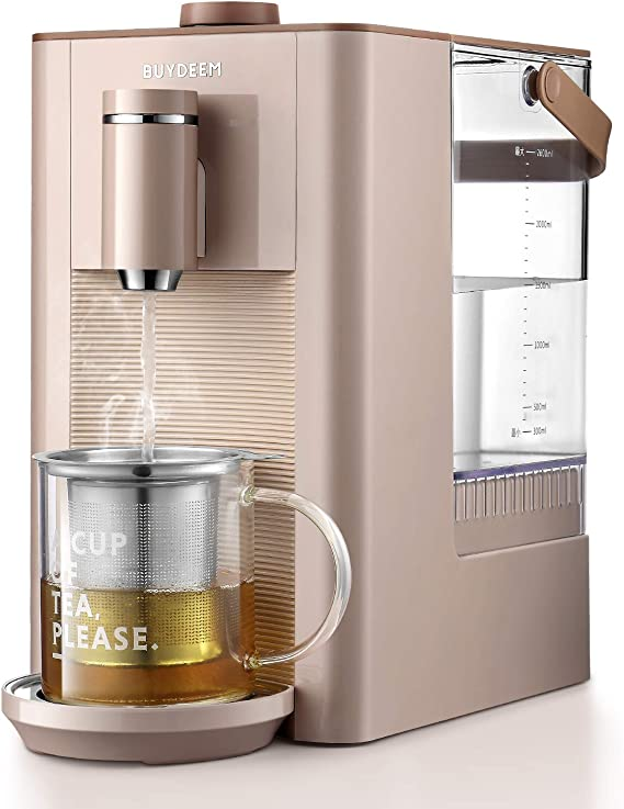 Buydeem S7133 Hot Water Boiler and Warmer