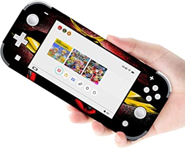 My Hero Academia Switch Lite Vinyl Decal-Novelty Anime Pattern Full Wrap Skin Protective Film Sticker Compatible