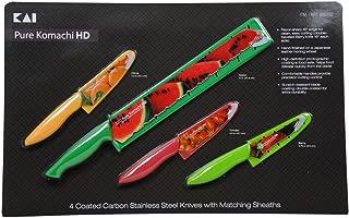Best kai pure komachi hd knife set Reviews
