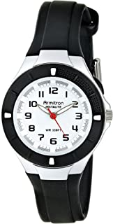 Women's 25/6416 Easy To Read Dial Resin Strap Watch