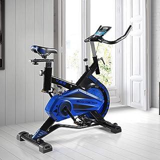 ECO-DE Bicicleta Spinning Shark. Uso semiprofesional con pul