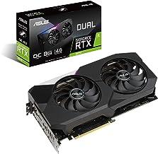 ASUS NVIDIA GeForce RTX 3070 搭載 デュアルファンモデル 8G DUAL-RTX3070-O8G