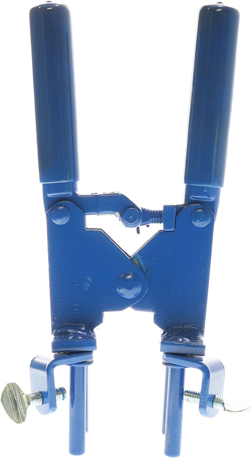 Cadweld Erico L160 E-Z-Change Clamp Style Handle For Molds, Blue
