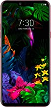 """LG G8 ThinQ LMG820TM (128GB, 6GB RAM) 6.1"""" 4G LTE AT&T, T-Mobile Unlocked - GSM ONLY (Carmine Red)"""