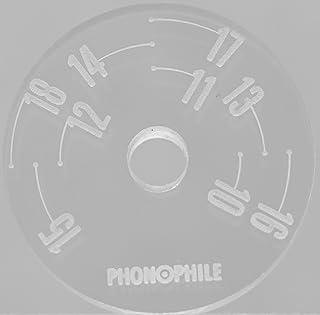 PP-A02 オーバーハングゲージ付アナログEP盤アダプター