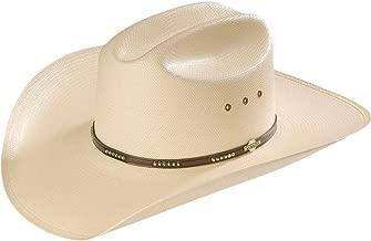 Stetson Men's Llano 10X Straw Cowboy Hat - Ssllno30428172