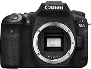 Canon 90D Digital SLR Camera [Body Only]